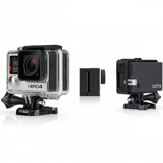 АККУМУЛЯТОР GOPRO ABPAK-401 (Battery BacPac w/New Doors) A/S от GoPro в интернет магазине www.traektoria.ru - 2 фото