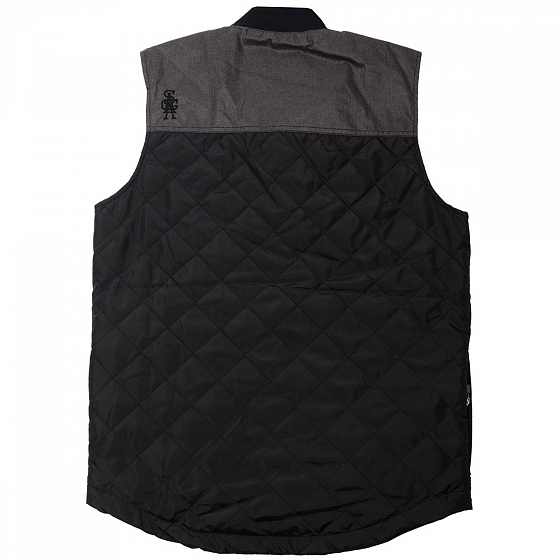Жилет SAGA INSULATED VEST FW18 от Saga в интернет магазине www.traektoria.ru - 4 фото