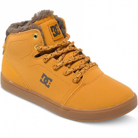 Высокие кеды DC CRISIS HIGH WNT Y SHOE FW от DC в интернет магазине www.traektoria.ru - 2 фото