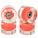 Колеса SUNSET SKATEBOARDS CRUISER WHEEL WITH ABEC9 RED