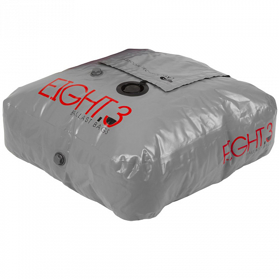 Балласт EIGHT.3 EIGHT.3 - TELESCOPE - FLOOR BALLAST - RECTANGLE SS19 от Eight.3 в интернет магазине www.traektoria.ru - 1 фото