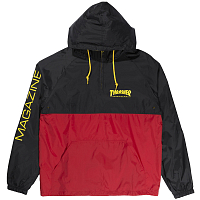 Thrasher MAG LOGO BLACK/RED