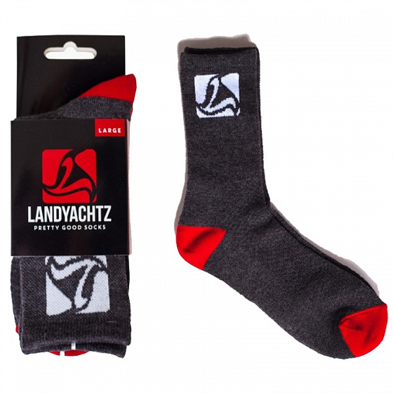Носки LANDYACHTZ PRETTY GOOD SOCKS SS17 от Landyachtz в интернет магазине www.traektoria.ru - 1 фото