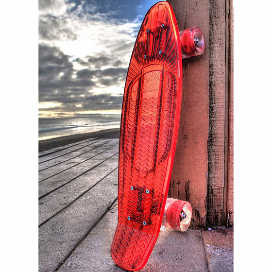 КОМПЛЕКТ СКЕЙТБОРД SUNSET SKATEBOARDS LIFEGUARD COMPLETE 22 SS15 от SUNSET SKATEBOARDS в интернет магазине www.traektoria.ru - 3 фото