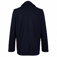 Makia PEA COAT NAVY