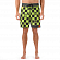 Бордшорты VANS CAPTAIN FIN BOARDSHORT 19 Neon Green/Black
