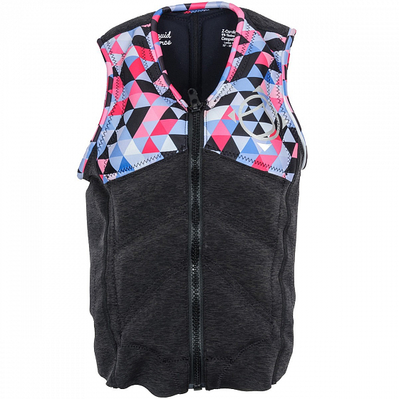 Жилет водный LIQUID FORCE Z-CARDIGAN WM COMP SS17 от Liquid Force в интернет магазине www.traektoria.ru - 8 фото