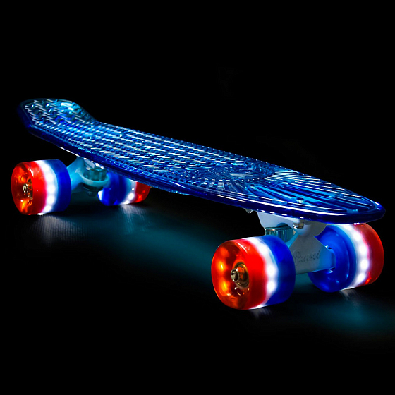 КОМПЛЕКТ СКЕЙТБОРД SUNSET SKATEBOARDS MERICA 22 SS от SUNSET SKATEBOARDS в интернет магазине www.traektoria.ru - 3 фото