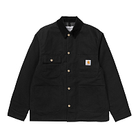 Carhartt WIP OG CHORE COAT BLACK (RIGID)