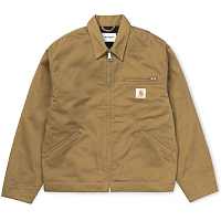 Carhartt WIP OG DETROIT JACKET HAMILTON BROWN (RIGID)