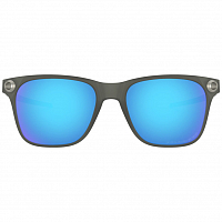 Oakley APPARITION SATIN BLACK INK/SAPPHIRE IRIDIUM POLARIZED