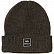 Шапка RVCA WASHED RVCA BEANIE BLACK