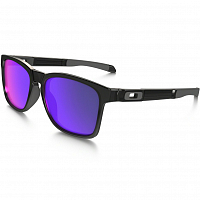 Oakley CATALYST BLACK INK/POSITIVE RED IRIDIUM