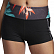 Бордшорты HURLEY W HANOI SURF SHORT BLACK
