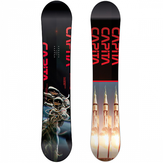 Сноуборд CAPITA OUTERSPACE LIVING FW20 купить в Москве