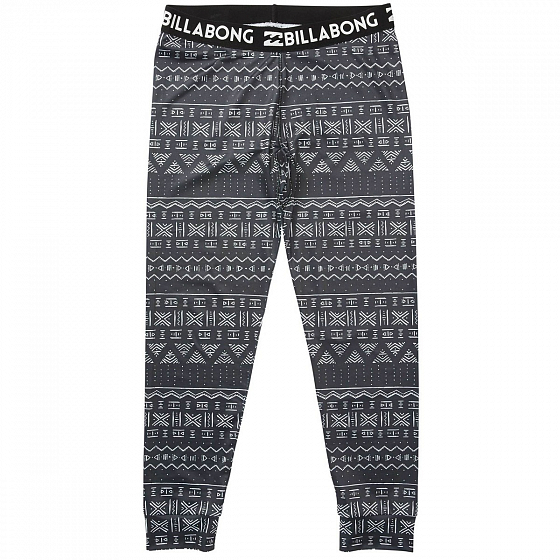 Термо-штаны BILLABONG WARM UP TECH PANT FW18 от Billabong в интернет магазине www.traektoria.ru - 1 фото