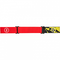 Electric EGX FW17 RED/YELLOW SPLATTER +BL/BROSE/RED CHROME