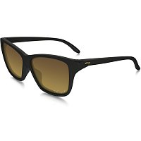 Oakley HOLD ON MATTE BLACK/BROWN GRAD POL