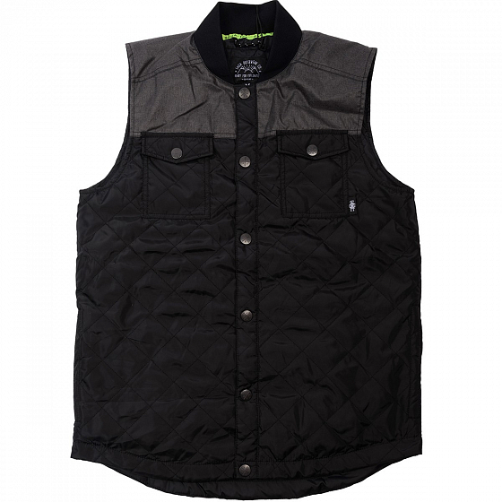 Жилет SAGA INSULATED VEST FW18 от Saga в интернет магазине www.traektoria.ru - 3 фото