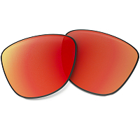 Oakley Frogskins Repl Lens ECLIPSE RED/TORCH IRIDIUM