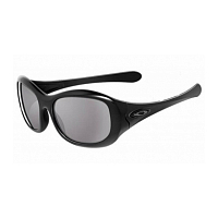 Oakley Eternal A/S Polished Black w/Grey