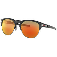 Oakley LATCH KEY POLISHED BLACK INK/PRIZM RUBY