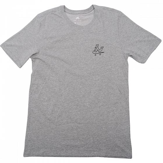 cd2e500d футболка Nike M Nk Sb Dry Tee Dfc Swooshie Fw18 купить в москве