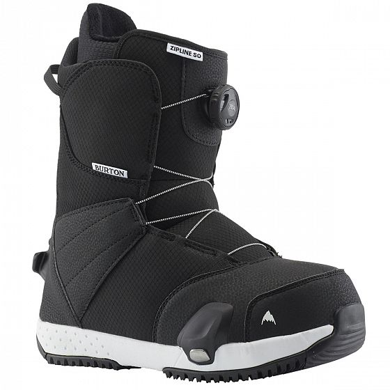 Ботинки для сноуборда BURTON ZIPLINE STEP ON FW19 от Burton в интернет магазине www.traektoria.ru -  фото