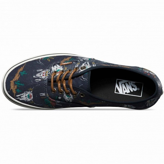 Низкие кеды VANS Authentic FW16 от Vans в интернет магазине www.traektoria.ru - 2 фото