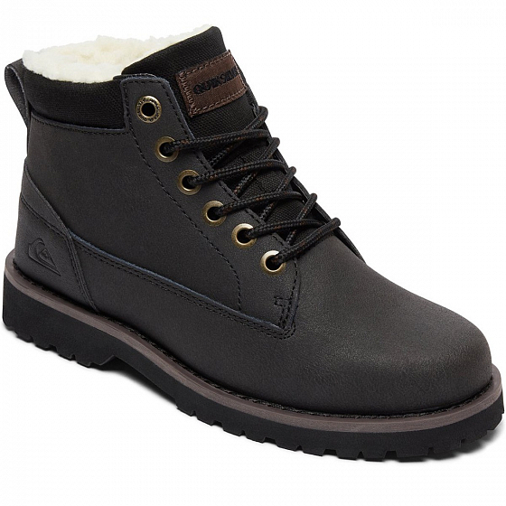 Ботинки QUIKSILVER MISSION V YOUTH B BOOT FW18 от Quiksilver в интернет магазине www.traektoria.ru - 2 фото