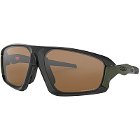 Oakley FIELD JACKET MATTE BLACK/PRIZM TUNGSTEN POLARIZED
