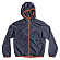 Ветровка QUIKSILVER CONTRASTJACKETY B JCKT NAVY BLAZER HEATHER