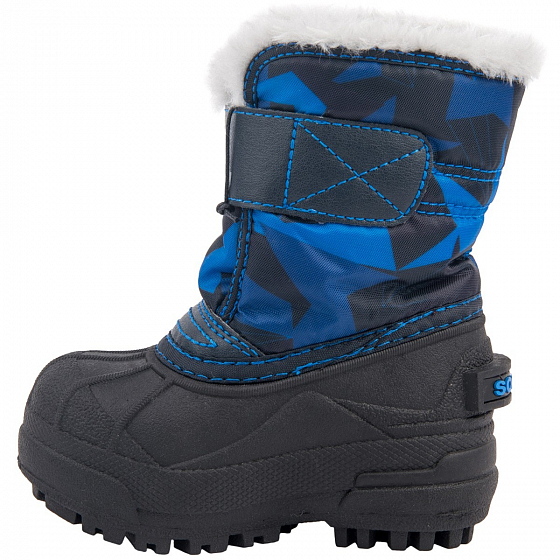 Сапоги SOREL TODDLER SNOW COMMANDER PRINT FW18 от SOREL в интернет магазине www.traektoria.ru - 11 фото