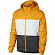 ВЕТРОВКА NIKE M NK SB DRY JKT HOODED STRIPE YELLOW OCHRE/WHITE/ANTHRACITE