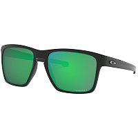 Oakley SLIVER XL POLISHED BLACK/Prizm Grey w/ Jade Iridium + OLEO (