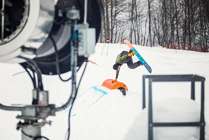 фристайл сноуборд