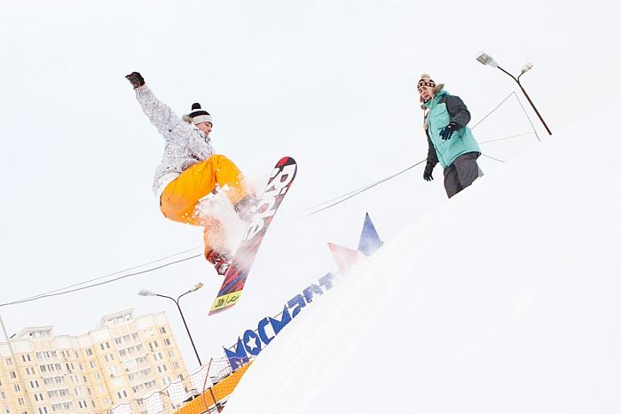 сноуборд трюки