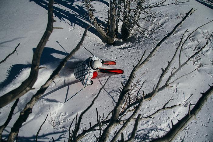 горнолыжные катания