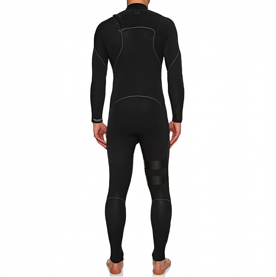 ГИДРОКОСТЮМ Hurley M ADVANTAGE MAX 3/3 MM FULLSUIT  SS20 от Hurley в интернет магазине www.traektoria.ru - 3 фото