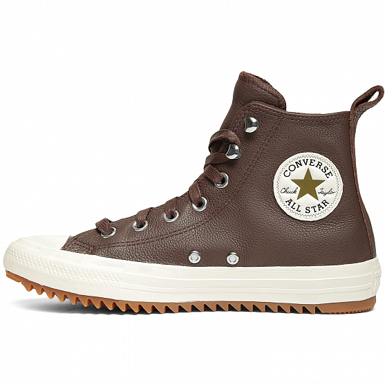 ВЫСОКИЕ КЕДЫ Converse CHUCK TAYLOR ALL STAR HIKER BOOT HI  FW21 от Converse в интернет магазине www.traektoria.ru - 3 фото