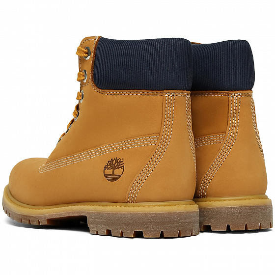 БОТИНКИ TIMBERLAND PREMIUM 6 WATERPROOF BOOT FW21 от Timberland в интернет магазине www.traektoria.ru - 3 фото