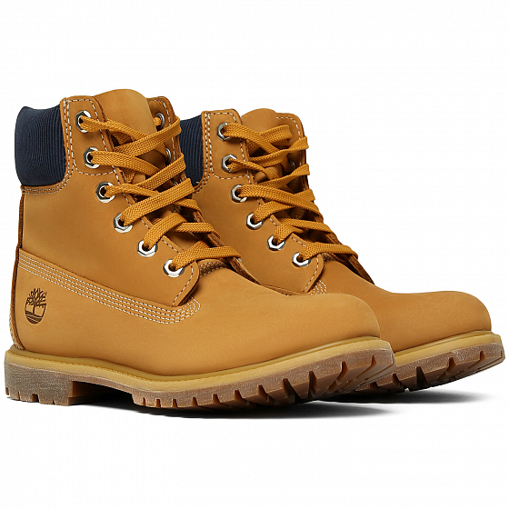 БОТИНКИ TIMBERLAND PREMIUM 6 WATERPROOF BOOT FW21 от Timberland в интернет магазине www.traektoria.ru - 6 фото