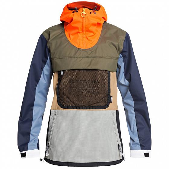 Куртка DC ASAP ANORAK SE M SNJT FW20 купить в Москве, Санкт-Петербурге.  Куртка DC ASAP ANORAK SE M SNJT FW20 цена, отзывы, скидки в магазине Траектория