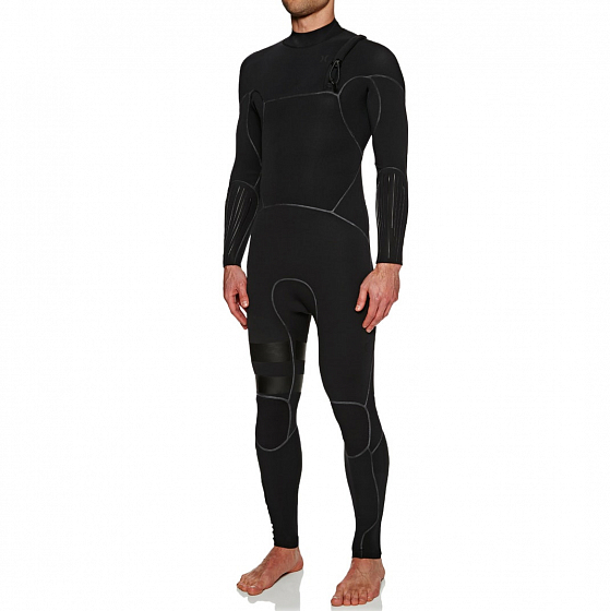 ГИДРОКОСТЮМ Hurley M ADVANTAGE MAX 3/3 MM FULLSUIT  SS20 от Hurley в интернет магазине www.traektoria.ru - 2 фото