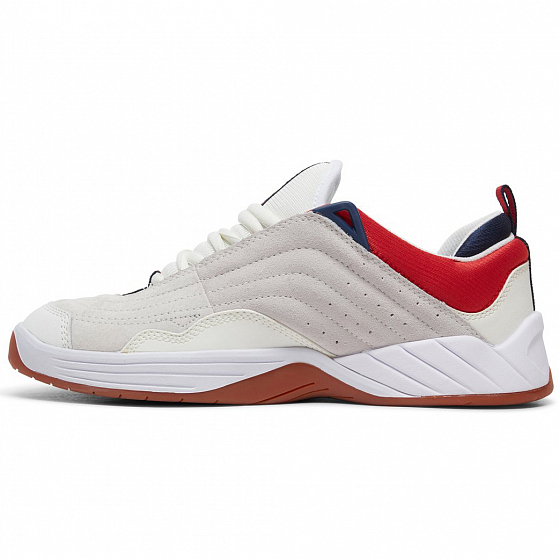 Кроссовки DC WILLIAMS SLIM S M SHOE SS20 от DC в интернет магазине www.traektoria.ru - 3 фото