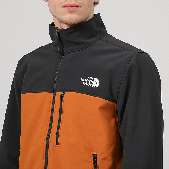 ВЕТРОВКА The North Face M APEX BIONIC JACKET  A/S от The North Face в интернет магазине www.traektoria.ru - 4 фото