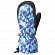 ВАРЕЖКИ 686 YOUTH HEAT INSULATED MITT TEAL KALEIDOSCOPE