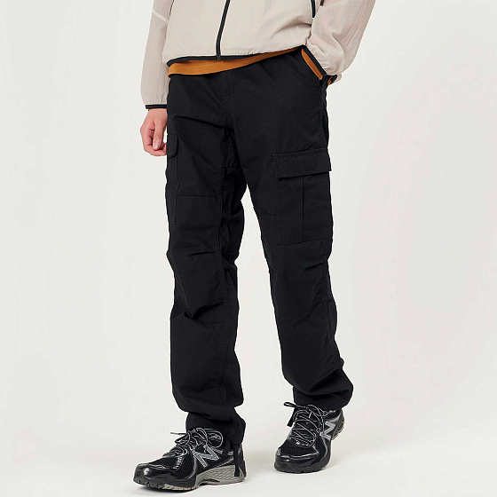 БРЮКИ CARHARTT WIP AVIATION PANT FW21 от Carhartt WIP в интернет магазине www.traektoria.ru - 3 фото