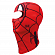 Балаклава BUFF SUPERHEROES POLAR BALACLAVA SPIDERMASK RED
