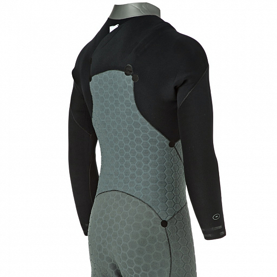 ГИДРОКОСТЮМ Hurley M ADVANTAGE MAX 3/3 MM FULLSUIT  SS20 от Hurley в интернет магазине www.traektoria.ru - 6 фото